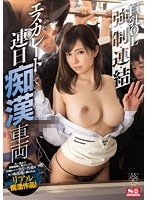 Escalating from Groping to Penetration: Big Tits Office Lady's Daily Rides on Molester Train (Aoi) Download