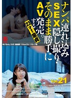 Picking Up Girls And Taking Them Home For Sex While We Secretly Film It All And Sold As An AV Without Permission A Cherry Boy Until The Age Of 23 vol. 21 Download