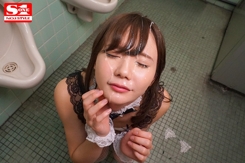 [SSNI-405] Cock Loving Maid Is Always Eager To Suck! Miru Sakamichi
