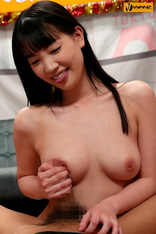 WANZ-754 If You Can Resist Koharu Suzuki 's Amazing Technique You'll Get To Have Raw Creampie Sex!