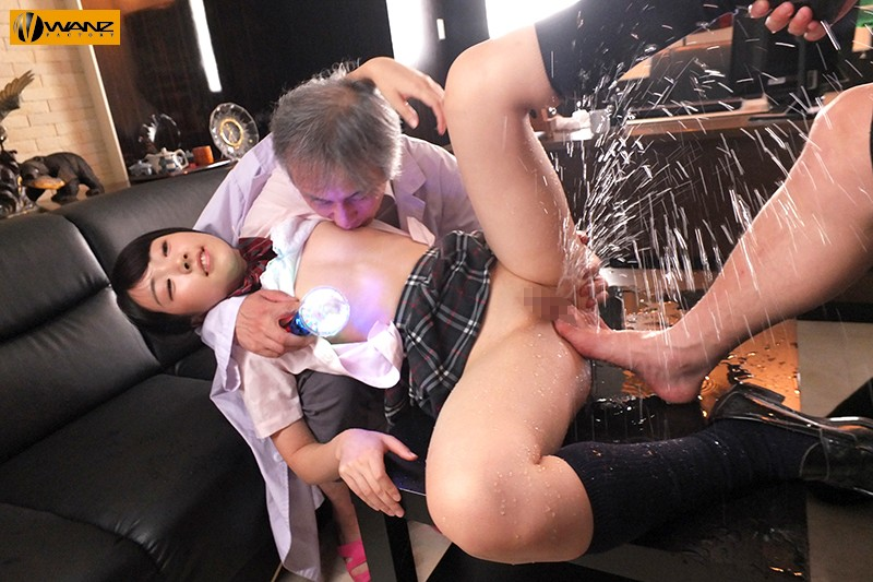 [WANZ-815] Time Stops In The Ladies' Room. Forced Urination And Creampie Rape!! When Time Starts Again, They Panic And Squirt!!