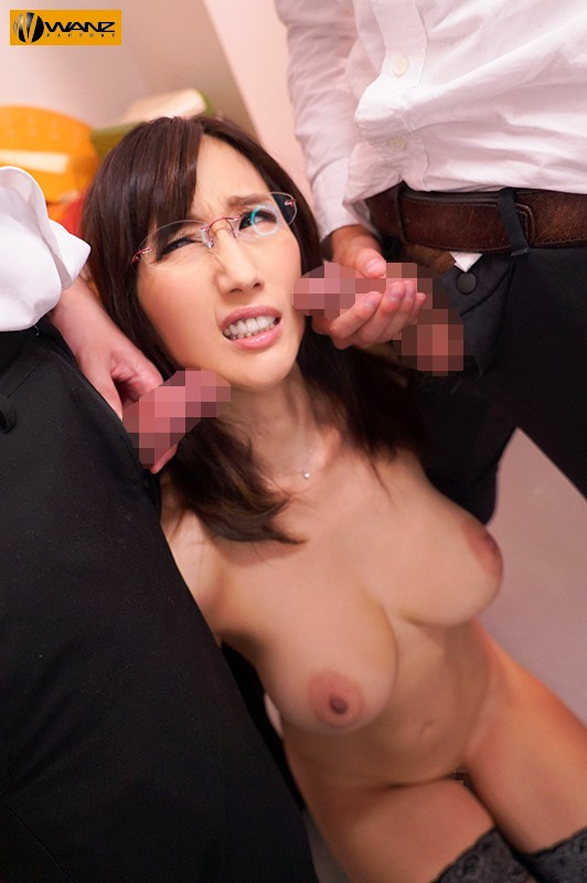 [WANZ-823] This Female Teacher Pisses Me Off, So I Made Her My Bukkake Sex Slave I'm Creampie Fucking This Huge Tits Cum Bucket Until I'm Satisfied!! JULIA