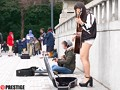 An Unexpected AV Debut! Straight Outta Harajuku!! A Real Life College Girl Singer Songwriter Haruka Suzumiya preview-3