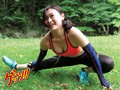 I'm A Trail Running Girl, So Please Anal Rape Me Kyoko-san (Not Her Real Name) preview-13