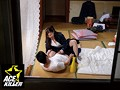 Hidden Cam With Telephoto Lens: Rear Schoolgirl Sleepover Fuck preview-15