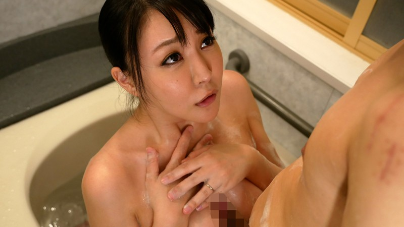 GVG-486 studio Glory Quest - Son-in-law Aimed At Big Tits Too Obscene Mother-in-law Arisa Hanyu big image 3