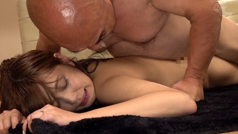 GVG-809 Father In Law and Daughter In Law Creampie Sex, Hikaru Konno