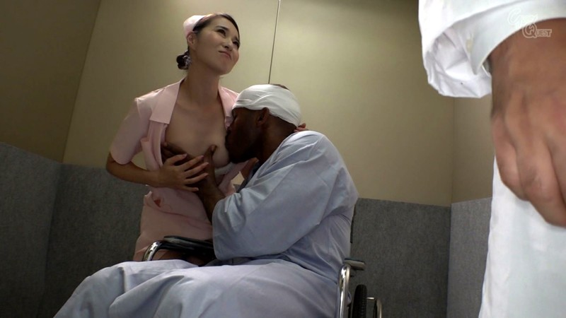 GVG-833 I Was Fucked By My Patient's Big Black Cock… Reiko Kitagawa