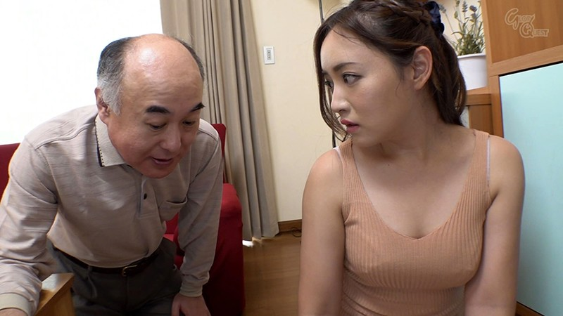 GVH-169 Studio Glory Quest - Big Booty Bride Has Her First Anal Fuck With Her Father-In-Law Right At