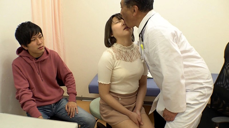 GVH-188 Local Doctor Old Man's Face Licking Creampie Pervert Medical Chart, Rio Kokona
