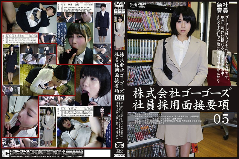 C-2060 stream jav The Crucial Points Of An Interview To Work At Gogo's Inc. 05