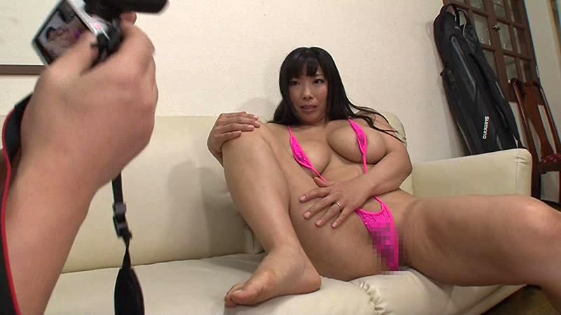 ONGP-073 Studio Real Works Colossal Tits Wife Given Aphrodisiac, Tied Up, and Made to Squirt Orgasmically Nozomi Mikimoto - big image 1