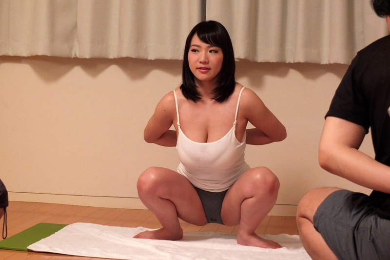 Fucked by yoga instructor