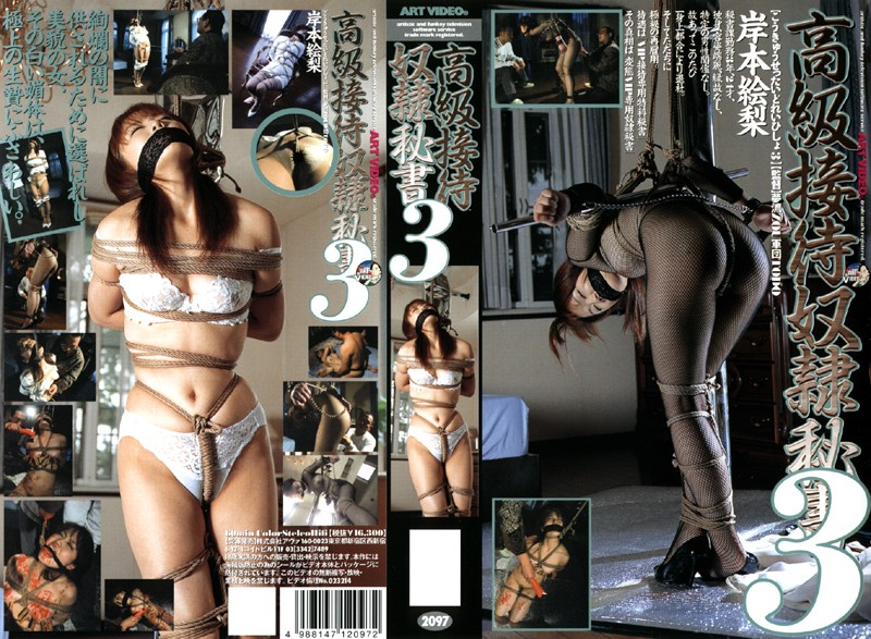 2097 Top Class Reception: Slave Secretary 3 - Secretary, Featured Actress, Eri Kishimoto, Bondage, BDSM