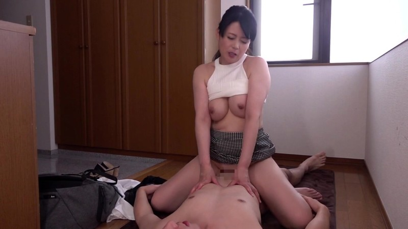 [SPRD-1231] (English subbed) Creampie Life Between Stepmother And Stepson Eriko Miura