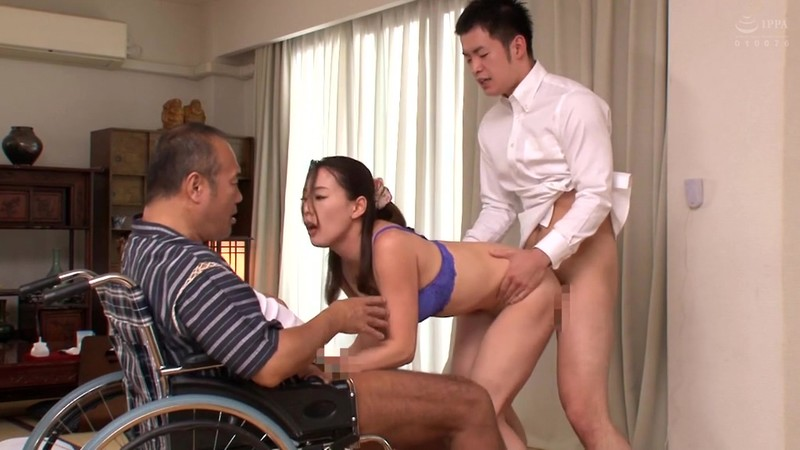 [SPRD-1252] Married Creampie Helper Who Comes To Take Care Of My Dad - Sara Ito