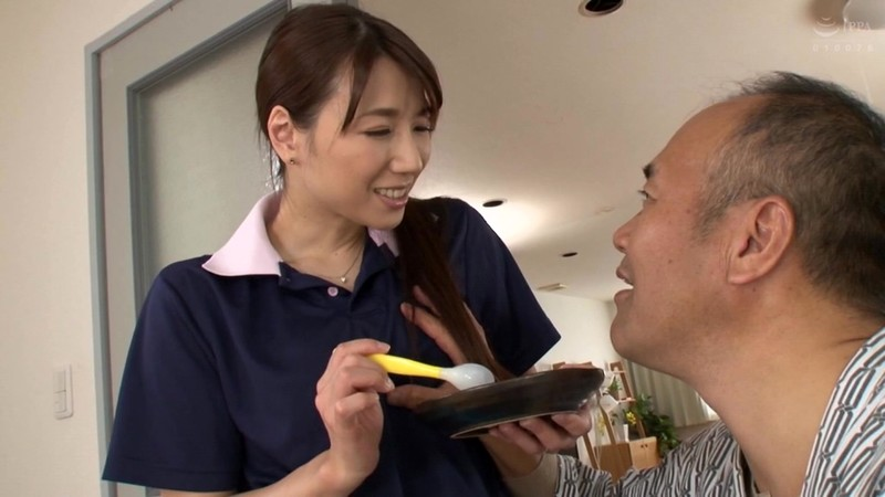 [SPRD-1275] A Married Woman Home Helper Who Has Cum To Give My Father Some Creampie Assistance Ayano Fuji