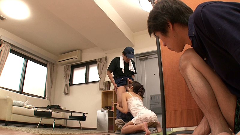 WIFE-48 9 to 5 Married Woman Reiko Kobayakawa