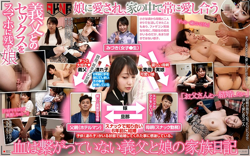 "[AKDL-045] ""Can I Record You And Dad Making Love… On Video?"" This Young Stepdaughter And Her Honorable Stepfather Had Been Living Together For 6 Years When She Decided She Wanted To Make A Video Journal About Their Life Together Mizuki Yayoi"