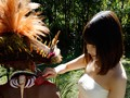 """(1avop00108)[AVOP-108] """"The Kingdom Of The Wild"""" 2015 Kanon Tachibana Shows The Way How Ancient Japanese Natives From 50,000 Year Ago Had Sex! Download 1"""