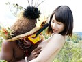 """(1avop00108)[AVOP-108] """"The Kingdom Of The Wild"""" 2015 Kanon Tachibana Shows The Way How Ancient Japanese Natives From 50,000 Year Ago Had Sex! Download 7"""