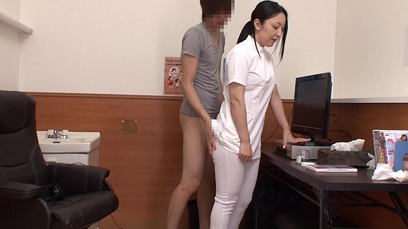 DANDY-466 - Twink Patients And Two People Alone With In The Semen Collection Room!Mature Nurse That Could Not Be Collected Sperm Surprise To Surprise Ejaculation Helped Me A Semen Analysis Of 2-shot Eyes While Apologizing VOL.2 - Dandy - big image 1