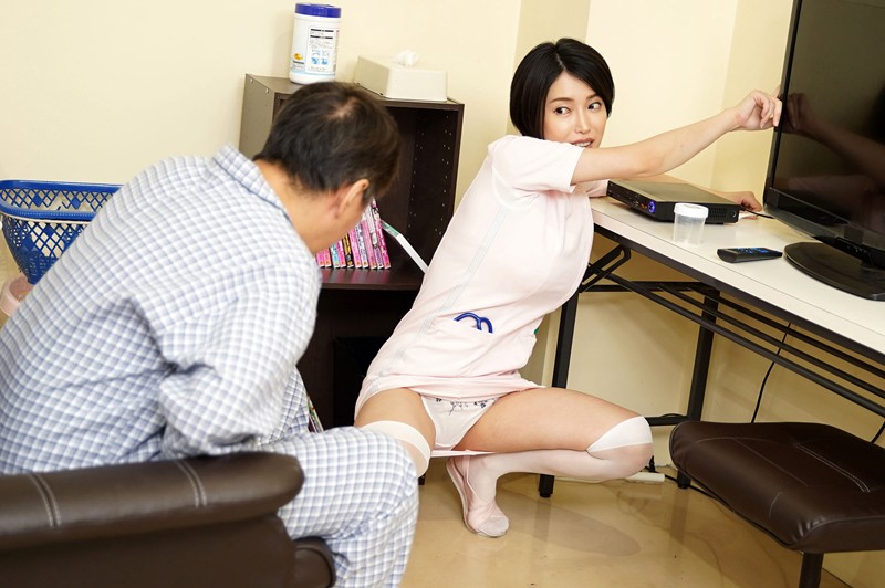 [DANDY-722] Once I Entered The Semen Extraction Room, I Was Trapped With This Cock-Loving Sexual Monster Nurse Who Wouldn't Let Me Out Until I Produced 20ml Of Semen