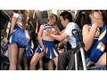 Steamy Cheer Girls. Cheer Shorts Humidity 200%... Forced To Ejaculate In A Crowded Bus By The Peepism Of The Steamy College Girls After Sports! preview-6