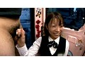 Magic Mirror: Dignified Department Store Staff Girls Get Dirty Inside a Bus with Tinted Windows Parked Right Outside Their Place of Employment! preview-15