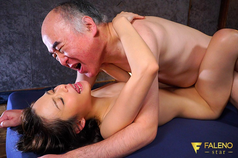 [FSDSS-041] The Collected Squid-stench Of The Old Men's Cocks Will Be Sucked To Their Limits! Nene Yoshitaka