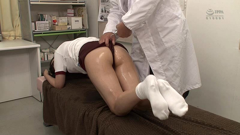 GS-240 I Was At The Nurse's Office With A Hot Girl In Bloomers