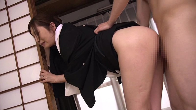 HBAD-328 - It Is Fucked In Front Of A Portrait Of Deceased Person  Mourning Widow Aki Sasaki To Climax Many Times In Others Stick - Hibino big image 6