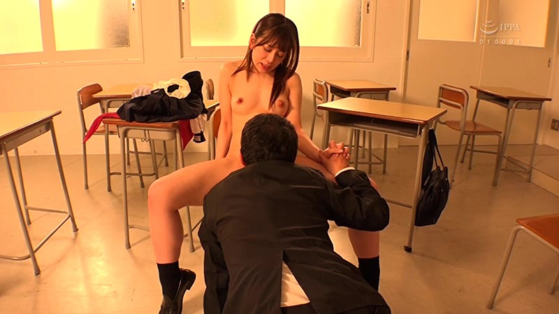HBAD-492 At School, With My Teacher… This Sch**lgirl Fell In Love With Her Teacher, And When He Popped His Cock Into Her