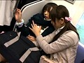 Molestation OK! Girls: Lesbian Special 2 Exciting Hot Schoolgirls On The Crowded Train With A Kiss preview-3