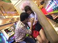 Sensitive Coffee Lady At A Pachinko Parlor Whose Cries For Help Go Unheeded As She Is Made To Cum preview-11
