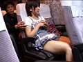 Countryside Girl Molested on Tokyo Tourist Bus and Restrains Herself preview-15