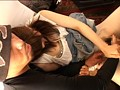 Countryside Girl Molested on Tokyo Tourist Bus and Restrains Herself preview-3