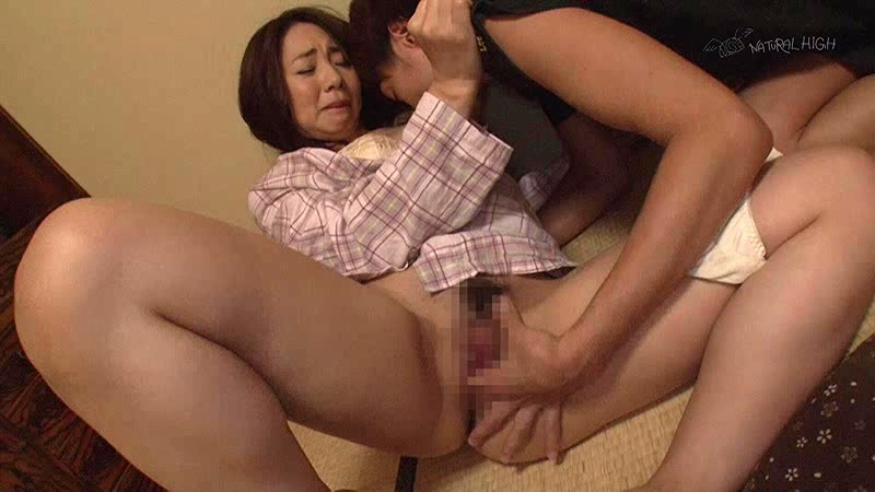 Mom forced creampie