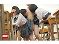 These 3 Sch**lgirl Friends Are Rotating On Their Homeroom Teacher To Suck His Balls Dry In A Double Nipple And Cock Fucking Assault preview-4