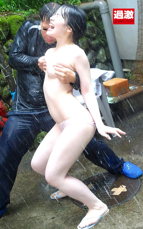 NHDTB-448 Soaked In A Sudden Downpour! Naughty Groper Feels Up Drenched Girls Outdoors – Their Sensitive Nipples Squeezed Until They're Ready For Sex – Sopping Wet Big Tits + Brand New Footage