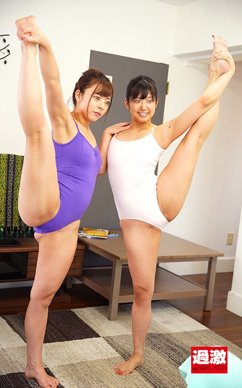 NHDTB-460 I Hired Two Call Girls Who Do Ballet School In The Daytime For An Acrobatic Three-Way
