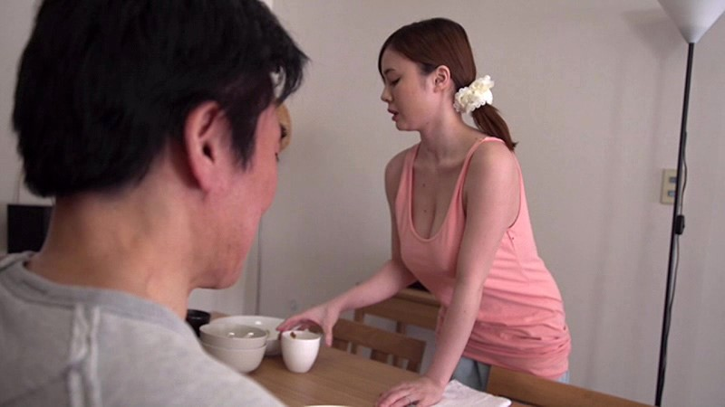 NTR-060 big plugged in between not stay the chain husband of cuckold husband and wife in the bedroom - big image 1