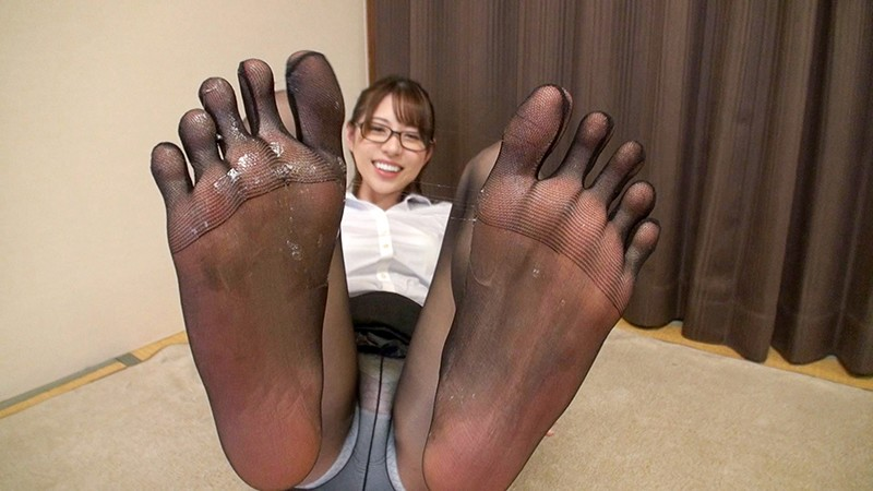 OKP-072 God Tier Hottie In Glasses – Rena Aoi – Enjoy A Gorgeous Office Girl With Beautiful Legs In Suits And Fresh Pantyhose From The Soles Of Her Feet To The Tips Of Her Toes! Sometimes She Wants To Sit On Your Face, Sometimes She Wants To Give A Footjob, Sometimes She Wants To Get Fucked And Get Covered In Cum Bukkake! Have Your Fill Of This Fantastic Fetish Footage From A Girl Who Loves Every Minute Of It