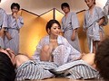 Go with Maki Hojo on Fan Thanksgiving Day. Mixed sex bath in the open. Large Orgies Bath Tour. preview-16