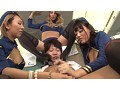 Welcome To Tanned Bitch Airlines! Watch These Gal Cabin Attendants Give Impressive Mid-flight Hip-shaking Cowgirl Creampies With Karen Uehara,HIKARI & Mao Hamasaki preview-1