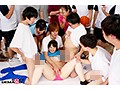 The Female Manager Of The College Team Is Servicing All Of The Male Team Members! She's Playing A Game To Earn As Much In Team Fees As She Can By Getting As Many Cocks As She Can To Ejaculate In 60 Minutes!! - A Cum Facial Battle Of Youth In The Ultimate Challenge To Win 30,000 Yen Per Fuck - preview-5