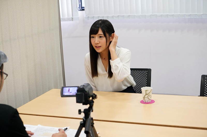 SDDE-523 Shimizu s Mouth A Rookie Actress Haruna Arai Gets Talked To The Director Of The AV As A Lie - big image 1