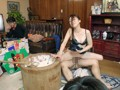 Household Chores, Laundry, And Taking Care Of Sexual Needs Continuous Sex With My Son And 15 Relatives Happy Incest New Year Kyoko (43) preview-17