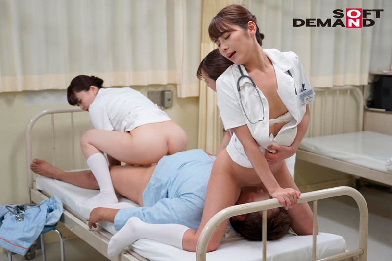 SDDE-546 Cumshot Addiction Recovery Center, We Support Insane Cocks That Can't Help But Cum