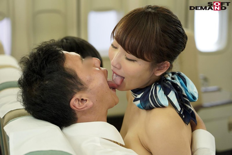 SDDE-552 [Uniform/Underwear/Fully Nude] Full Service Hospitality Crouching Pussy Airlines 9 A Creampie Flight